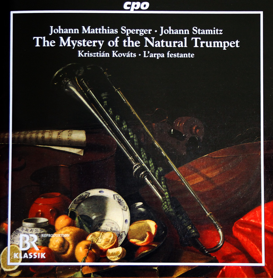 The Mystery of the Natural Trumpet Cover