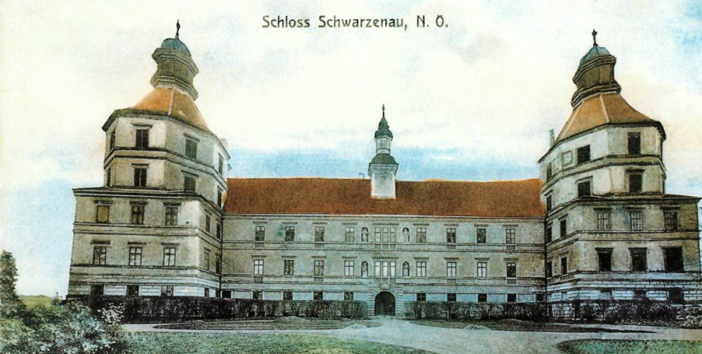 Scbloss Schwarzenau Illustration S. 15