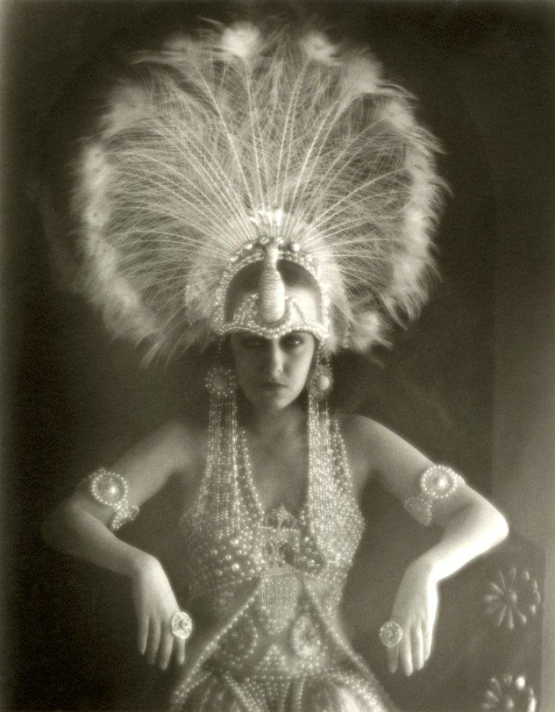 Karl Struss Gloria Swanson in Male and Female © The John Kobal Foundation