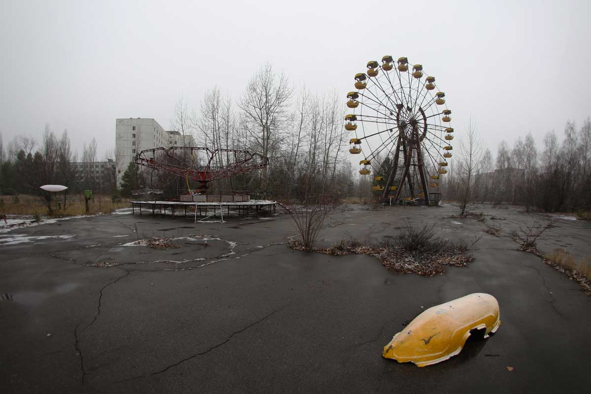 Tschernobyl Heute Video