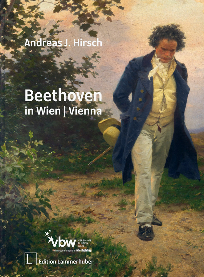 Beethoven in Wien, Cover