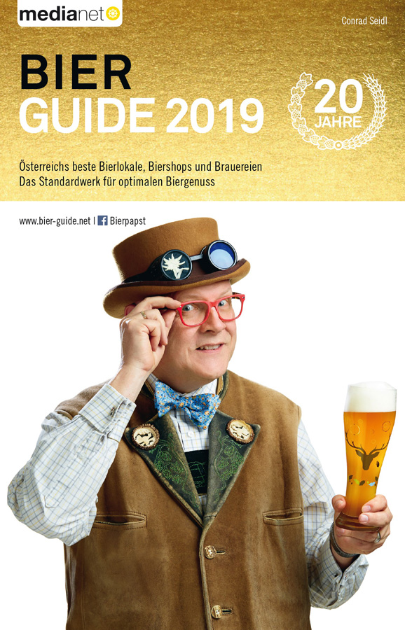 Bier Guide 2019 Cover
